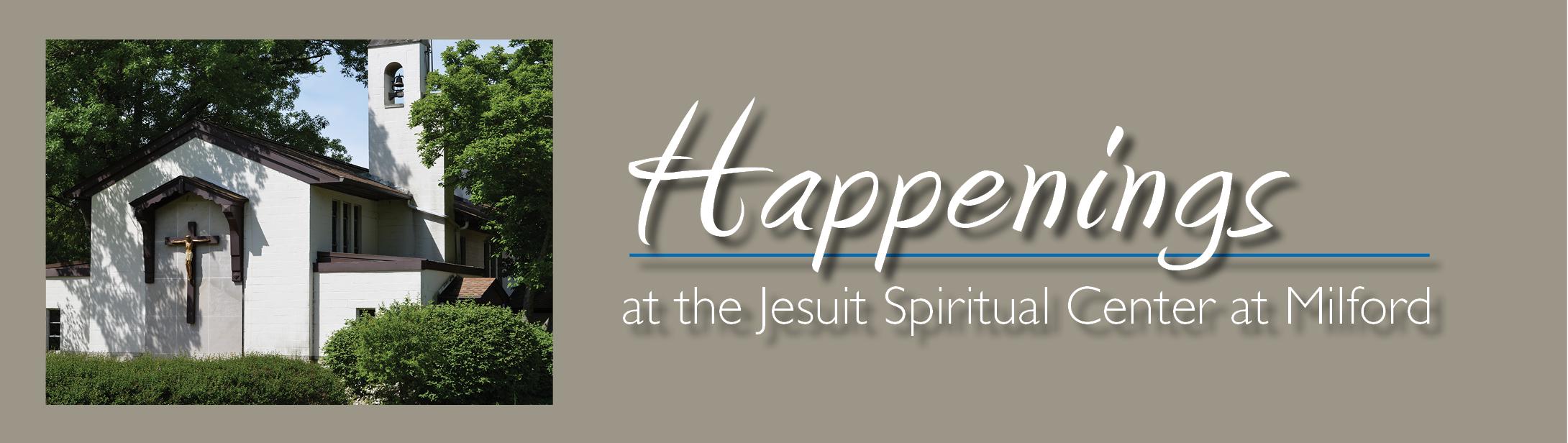 Jesuit Spiritual Center at Milford